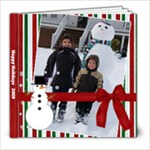 HolidayBk 8x8 - 8x8 Photo Book (20 pages)
