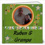 grampa 3 - 12x12 Photo Book (20 pages)
