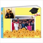 My Graduation Day with Family - 11 x 8.5 Photo Book(20 pages)