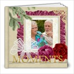 moments - 8x8 Photo Book (20 pages)