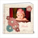 Veda - 6x6 Photo Book (20 pages)