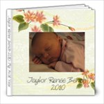Taylor 8x8 2010 - 8x8 Photo Book (60 pages)