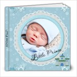 Little Prince 8x8 60 Page Photo book - 8x8 Photo Book (60 pages)
