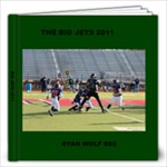 BIG JETS 2011 61 PGS - 12x12 Photo Book (20 pages)