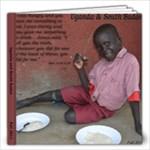 2011 Uganda-SSudan - 12x12 Photo Book (20 pages)