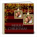 christmas moments - 8x8 Photo Book (20 pages)
