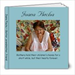 Grandmas book - 8x8 Photo Book (20 pages)