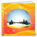 Winter Wonderland - 12x12 Photo Book (20 pages)