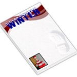 winter memo - Large Memo Pads