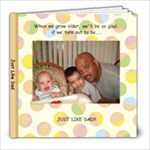 Daddy s Boys - 8x8 Photo Book (20 pages)