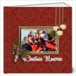 12x12: Christmas Memories - 12x12 Photo Book (20 pages)