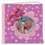 Love my little girl - 12x12 Photo Book (60 pages)