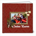 8x8 (30 pages): Christmas Memories - 8x8 Photo Book (30 pages)