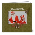 8x8 (30 pages): Christmas in Our Hearts - 8x8 Photo Book (30 pages)