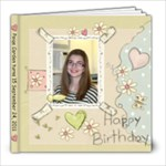 Paige 15th birthday - 8x8 Photo Book (20 pages)