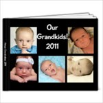 Grandbabies - 9x7 Photo Book (20 pages)