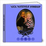 MITZVAH KINDER BOOK - 8x8 Photo Book (20 pages)