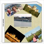 Europe 2011 - 12x12 Photo Book (80 pages)