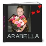 Arabella s dance album - 8x8 Photo Book (20 pages)