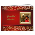 My Christmas Book 7x5 (20 Pages) - 7x5 Photo Book (20 pages)