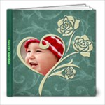 Secret Garden - 8x8 Photo Book (20 pg) - 8x8 Photo Book (20 pages)