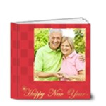 new year and xmas - 4x4 Deluxe Photo Book (20 pages)