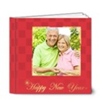new year and xmas - 6x6 Deluxe Photo Book (20 pages)