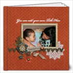 12x12 (41 pages) : Thankful Hearts - 12x12 Photo Book (20 pages)