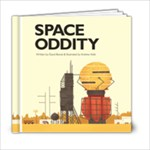 300dpi spaceoddity - 6x6 Photo Book (20 pages)