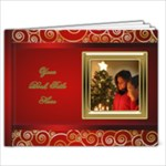 My christmas Book 11x8.5 (20 Pages) - 11 x 8.5 Photo Book(20 pages)
