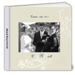 mark and carrie - 8x8 Deluxe Photo Book (20 pages)
