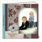Cargill Book - 8x8 Photo Book (20 pages)