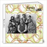 family 2011 - 8x8 Photo Book (20 pages)