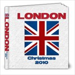 LONDON - 8x8 Photo Book (80 pages)
