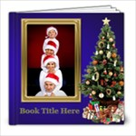 O Christmas Tree 8x8 Book (20 Pages) - 8x8 Photo Book (20 pages)