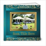 Festive Elegant 6x6 Picture Book (20 Pages) - 6x6 Photo Book (20 pages)