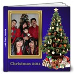 Xmas 2011 - 12x12 Photo Book (20 pages)