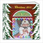 Christmas 2011 8x8 - 8x8 Photo Book (20 pages)