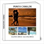 PUNTA CANA - 8x8 Photo Book (100 pages)