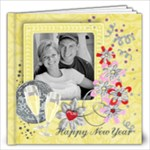 Happy New Year/Party- 12x12 Album - 12x12 Photo Book (20 pages)
