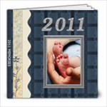 2011 Memories 8x8 39 Page Photo Book - 8x8 Photo Book (39 pages)