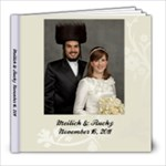 Ruchy Wedding - 8x8 Photo Book (20 pages)
