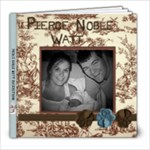 PIERCE 1st year - 8x8 Photo Book (20 pages)