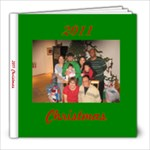 2011 Xmas 2 - 8x8 Photo Book (20 pages)