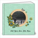 8x8 (30 pages) : Cherished Moments - 8x8 Photo Book (30 pages)