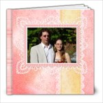 scott and sandy - 8x8 Photo Book (20 pages)