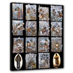 Stations of the Cross - Canvas 24  x 20  (Stretched)