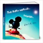 Rita- Orlando - 8x8 Photo Book (20 pages)