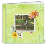 My Back Yard 8x8 Deluxe Photobook - 8x8 Deluxe Photo Book (20 pages)