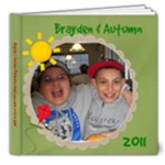Summer Time 2011 - 8x8 Deluxe Photo Book (20 pages)